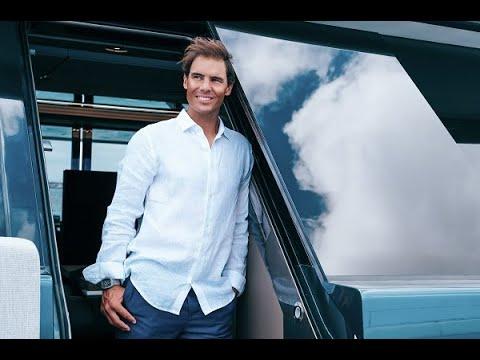 Rafa Nadal on his 80 Sunreef Power: Part 3