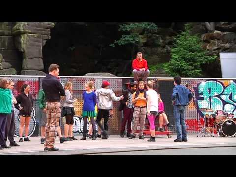 Musical FAME neu auf der Felsenbühne Rathen