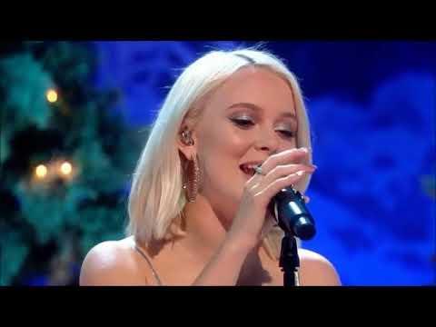 Zara Larsson - Ruin My Life - Top Of The Pops Christmas 2018