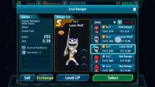 [Power Ranger Dash] Most Crazy Games ^_^