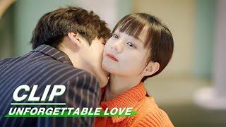 Clip: Just A Sweet Morning Kiss! | Unforgettable Love EP09 | 贺先生的恋恋不忘 | iQiyi screenshot 4