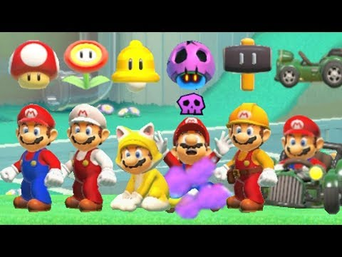 Full Download] Super Mario Maker 2 All Power Ups