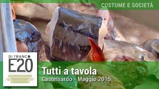 Tutti a tavola - Rassegna gastronomica GAC Sardegna  - video di Stefano DiFranco