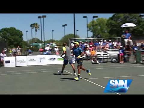 SNN: American duo drops match at Sarasota Open