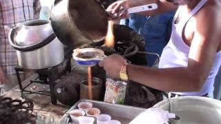 Tea Trekking: Masala Tea, New Delhi Railway Station, India