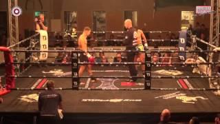 IJMUIDEN FIGHT NIGHT 2 - Huseyn Gurkan vs Mert Duygulu