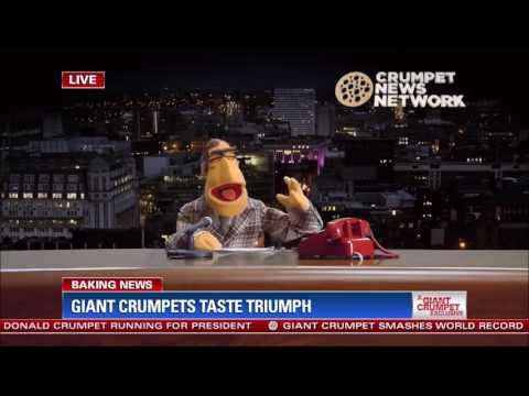 Warburtons - Do Giant Crumpets taste like non giant crumpets - Warburtons - Do Giant Crumpets taste like non giant crumpets