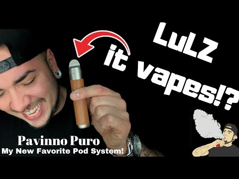Pavinno Puro | Vape Or Vibrator? | Either Way I LOVE It |(VapingWithThesis)