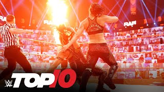 Top 10 Raw moments: WWE Top 10, May 17, 2021