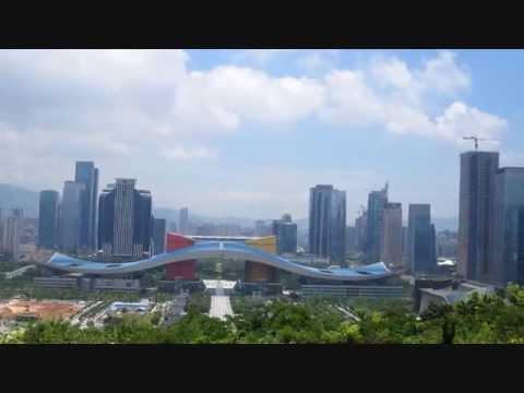 Shenzhen Futian CBD Tour - Part 1