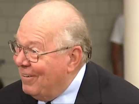 CBS golf broadcaster Verne Lundquist