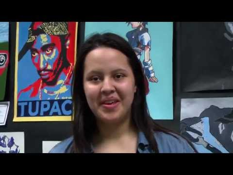 MTS High School art students in Minneapolis discover potential, communicate ideas