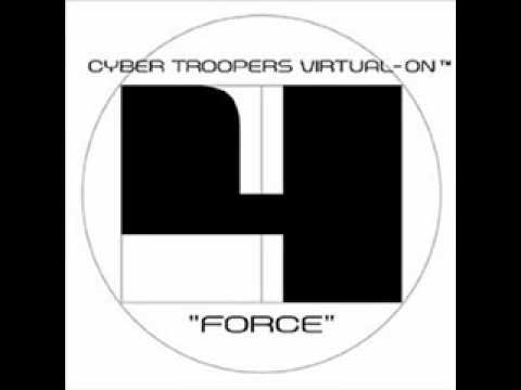 Virtual-On Force music - Destructive Happiness