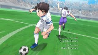"Captain Tsubasa - Main Theme ""Road to Dream"" (English Version)"