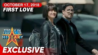 "TODAY IN HISTARY: ""First Love"" 