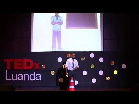 Education As An Example: Tiago Costa/Analyst at TEDxLuanda 2013