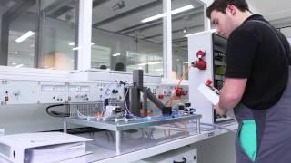 Technische Ausbildung bei der Hansgrohe SE - Mechatroniker
