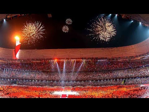 Today in history: Remembering Beijing's star-studded Olympic Games opening ceremony