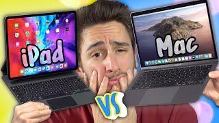 iPad Pro (Magic Keyboard) VS MacBook Air (2020)