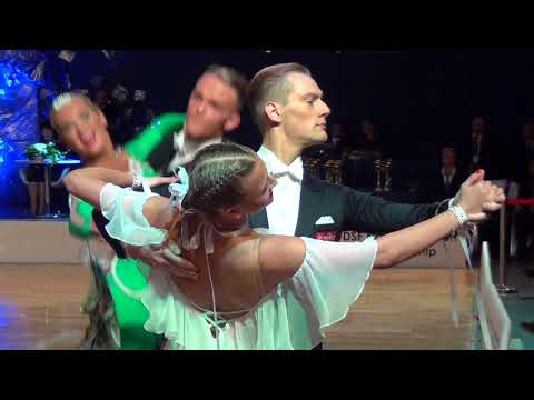 Quickstep 3 WDSF WO Adult ST 1/4F Baltic Cup 2017