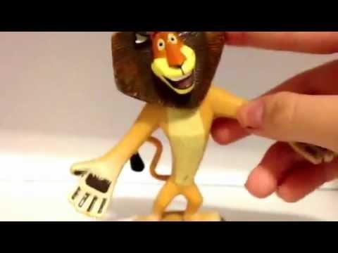 Rare Madagascar toys? - YouTube