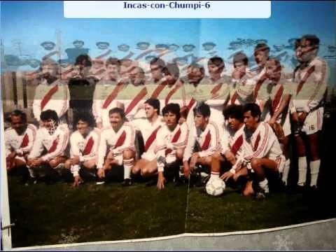 Incas Futbol Club from San Fernando Valley, California 1985 to 1994