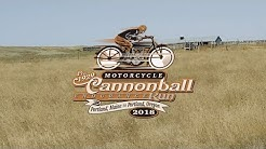 2018 Motorcycle Cannonball