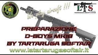 Preparazione M4 D-Boys Ingranaggi 18:1 SHS -2 denti Pistone denti i...