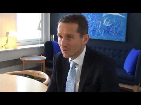 Interview med Udenrigsminister Kristian Jensen