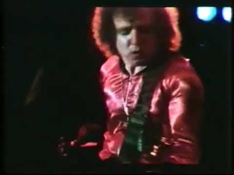 Jack Bruce Band - Roskilde Festival Denmark 1977