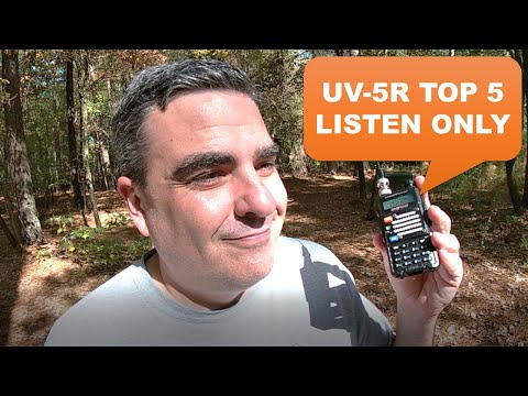baofeng-uv-5r;-top-5-things-to-listen-to