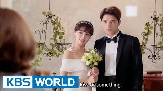 [1Click Scene] Uie takes wedding pictures for KimJaeJoong & JungHyeSung  (Manhole Ep.10)