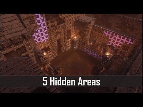 Skyrim: 5 Inaccessible and Hidden Locations –The Elder Scrolls 5 Secrets