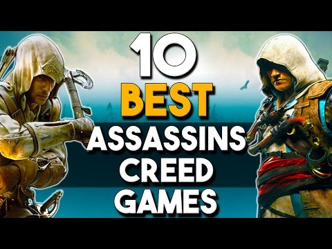 The 10 BEST Assassin