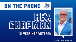 Rex Chapman's Advice to Recovering Addicts During COVID-19 Crisis | The Rich Eisen Show | 3/30/20