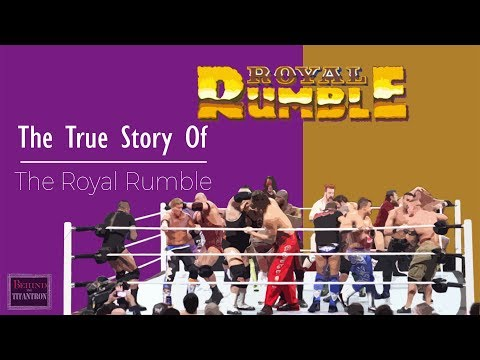 The True Story Of WWE's Royal Rumble - Behind The Titantron