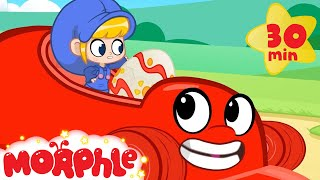 Mila Morphle And The Egg   My Magic Pet Morphle  Cartoons For Kids  Morphle TV  Mila And Morphle
