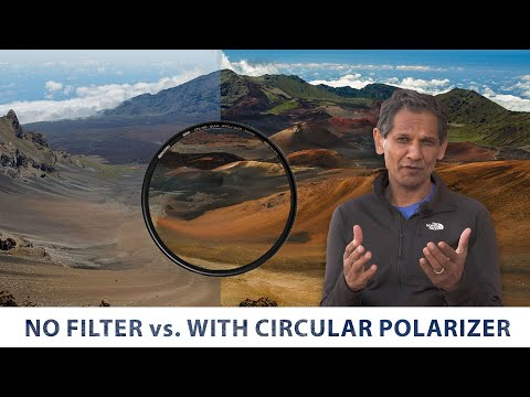 Jay Patel Explains Why There is No Substitute For A Circular Polarizer Filter