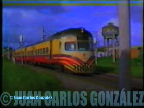Trenes Locales de la Linea General Roca