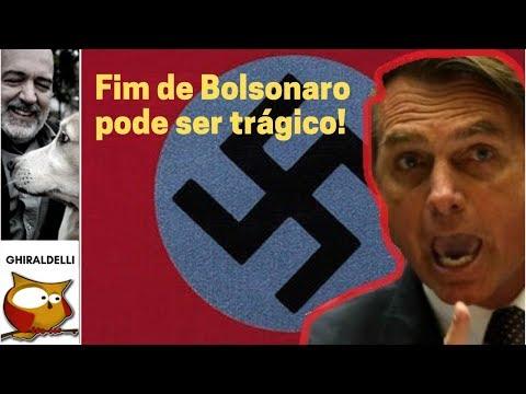 Fim de Bolsonaro pode ser trágico