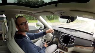 Nowe Volvo XC90 T8 Excellence (2016) - test [PL]