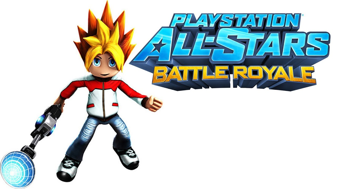 Spike (Ape Escape) Arcade Solo PASBR | Playstation All Stars Battle Royale