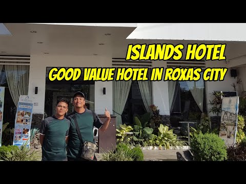 Your Pinoy tour guide at Islands Hotel Roxas City