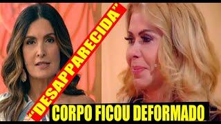 """Fátima Bernardes """"DESAPPAREECIDDA"""" e Cantora Joelma em Triste Notícia após Relato Voltado a seus Fãs"""