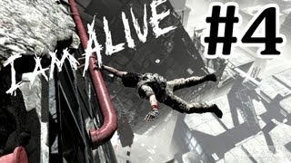 I Am Alive Walkthrough Part 4 - PC Max Settings Gameplay With Commentary 1080P