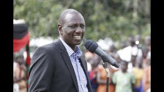 Corruption allegations against DP William Ruto splits Jubilee's Rift Valley MPs