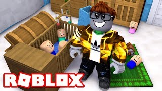 LARS has many babies! -ROBLOX [GERMAN/HD]