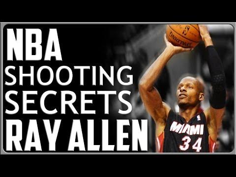 Ray Allen: NBA Shooting Secrets