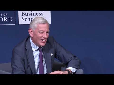 Dominic Barton - Leadership lessons & Global influences - YouTube