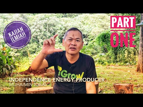 Independence Energy Producer - Kajian Ilmiah Bersumber dari